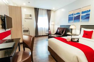 紅門Plus飯店 - 近雅典耀大學卡蒂普南大道RedDoorz Premium near Ateneo Katipunan