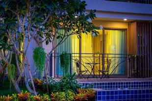 Apartment City Garden Tropicana lux