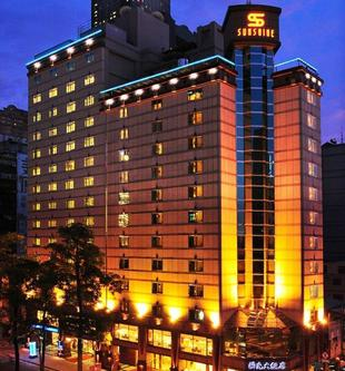 高雄陽光大飯店Hotel Sunshine