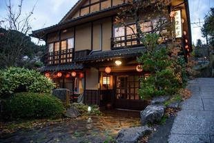 湯平溫泉上柳屋旅館Yunohira Onsen Ryokan Kamiyanagiya