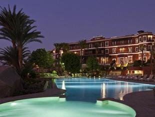 阿斯旺傳奇老卡塔拉克索菲特飯店Sofitel Legend Old Cataract Aswan