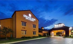 芝加哥俱樂部套房Chicago Club Inn Suite