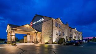 最佳西方Plus賀維旅館Best Western Plus Howe Inn