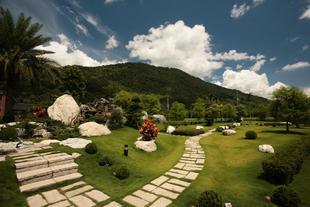 悅庭渡假花園民宿