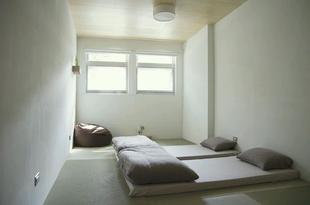 台北北車雙層獨棟沐寓Moomooapt