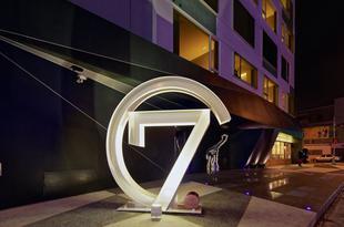 台中Hotel 7逢甲Hotel 7 Taichung
