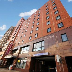 札幌燦路都大飯店 (Hotel Sunroute Sapporo)