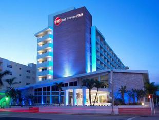 大西洋海灘貝斯特韋斯特優質度假酒店