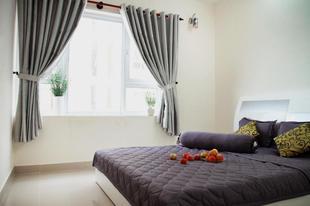 坊2的1臥室公寓 - 50平方公尺/1間專用衛浴 Tranquil furnished condo, Lake & Seaview from bed