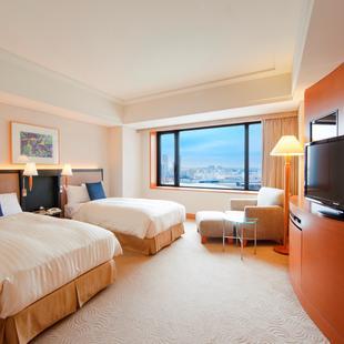 東急橫濱灣大飯店The Yokohama Bay Hotel Tokyu