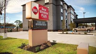 最佳西方PLUS普里恩湖套房旅館Best Western Plus Prien Lake Inn & Suites