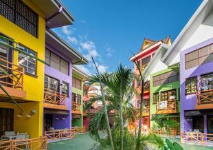 長灘島第十俱樂部海灘度假村The Club Ten Beach Resort Boracay