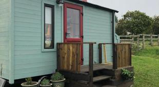 Clydesdale Shepherds hut