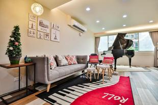 中正區的4臥室公寓 - 200平方公尺/2間專用衛浴Taipei Music Guest House 4BR Baby Welcome