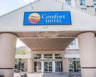 多倫多北機場舒適飯店Comfort Hotel Airport North Toronto