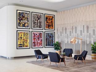 拉威爾藝術公寓 Art Series The Larwill Studio