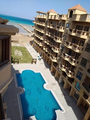Sea view Studio 15 min from El Gouna and Kite station
