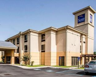 安眠套房飯店 - 海地斯堡Sleep Inn and Suites Hattiesburg