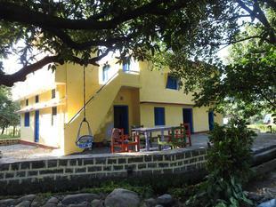 庫柏國家公園獨棟住宅套房 - 850平方公尺/1間專用衛浴The Kyari Homestay Corbett