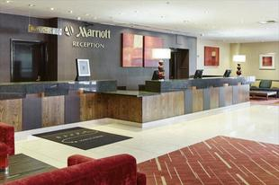 彼得堡萬豪飯店Peterborough Marriott Hotel