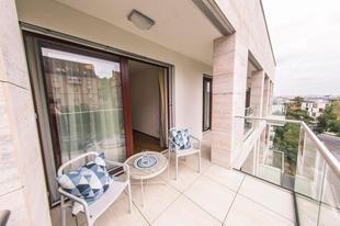 布拉格05區的1臥室公寓 - 75平方公尺/1間專用衛浴Residence Park Nikolajka 2