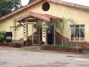 喬克- 薩比山林小屋