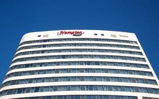 莫斯科斯特洛基諾希爾頓歡朋飯店Hampton by Hilton Moscow Strogino