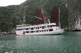 下龍東方之帆酒店Oriental Sails Ha Long