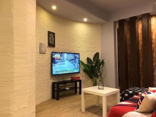 大安區的2臥室公寓 - 90平方公尺/2間專用衛浴B- Dr. SYS Memorial Hall MRT/101/ Nightmarket