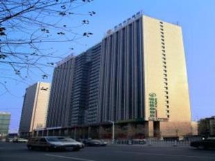 格林豪泰合肥金鼎廣場財富廣場商務酒店GreenTree Inn Heifei Jinding Plaza Fortune Plaza Business Hotel