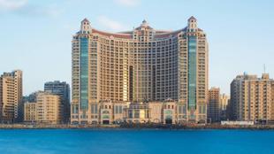 亞歷山大四季飯店Four Seasons Hotel Alexandria