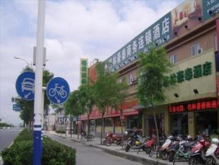 格林豪泰南通南市場酒店GreenTree Inn Nantong Sourth Market