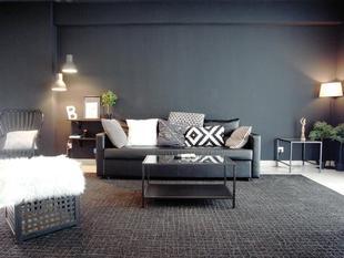 牛汝莪的3臥室公寓 - 200平方公尺/3間專用衛浴M23 Home Away - BLACK . WHITE Designer Space