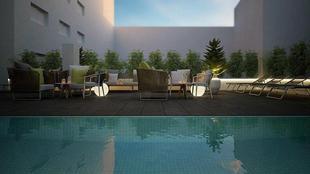 因圖爾卡斯特利翁飯店Hotel Intur Castellon