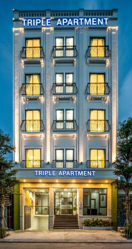 TRIPLE Apartment Khue My Dong