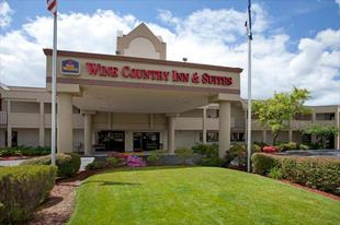 最佳西方PLUS酒鄉套房旅館Best Western Plus Wine Country Inn and Suites