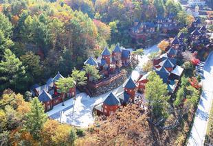 韓國品質精靈渡假村飯店