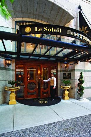 勒蘇蕾行政飯店Hotel Le Soleil by Executive Hotels