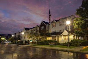沃辛頓哥倫布唐普雷斯套房酒店 TownePlace Suites Columbus Worthington