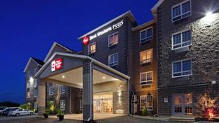 最佳西方Plus聖約翰套房飯店Best Western Plus Saint John Hotel and Suites