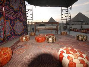 金字塔風景飯店早餐民宿Pyramids View Inn Bed & Breakfast