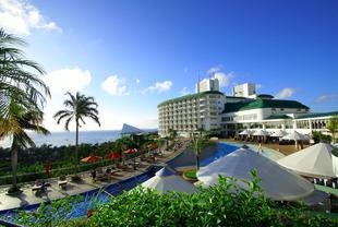 沖繩喜璃癒志海灘渡假飯店