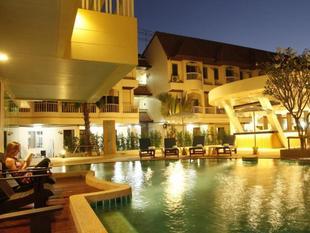 普吉島芭東巴爾米拉度假酒店