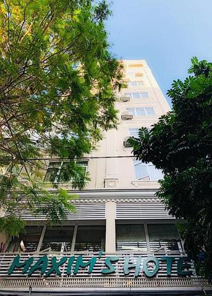 海防格言飯店Maxims Hotel Hai Phong