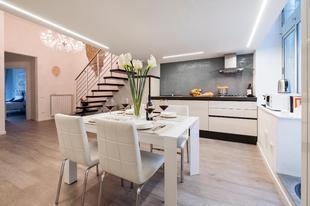 歷史中心區的2臥室公寓 - 110平方公尺/2間專用衛浴Silver Novella Luxury Apartment - Centro Storico