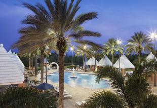 海洋世界希爾頓大假期飯店