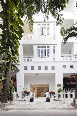 第7郡的21臥室獨棟住宅 - 100平方公尺/21間專用衛浴Vien Dong Hotel 7 - Phu My Hung