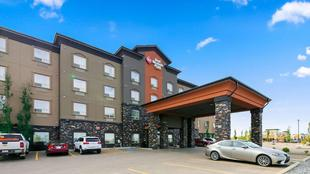 西佳及舍伍德公園飯店及套房Best Western Plus Sherwood Park Inn And Suites