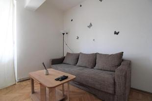 Spacious Cozy Apartment in the Old Town with Balcony