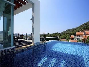 布吉卡塔海景別墅酒店Kata Sea View Villa and Resort